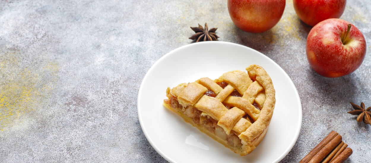 How to prepare apple pie, delicious and homemade pie and most importantly practical