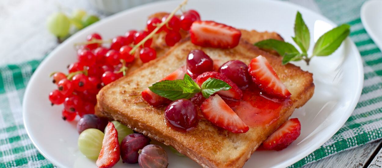 How to make delicious French toast