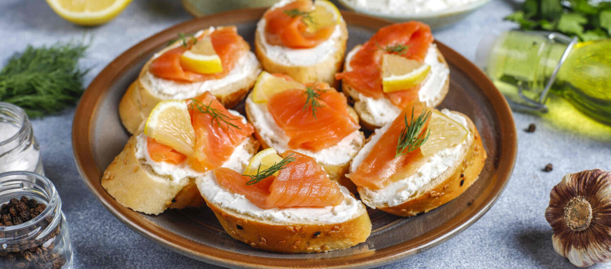 Bellini salmon recipe, a new and excellent taste with this fish recipe