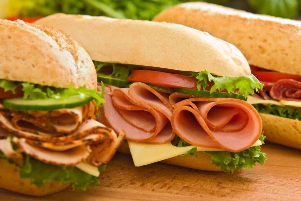 An Update on the Club Sandwiches: Turbo Turkey Club