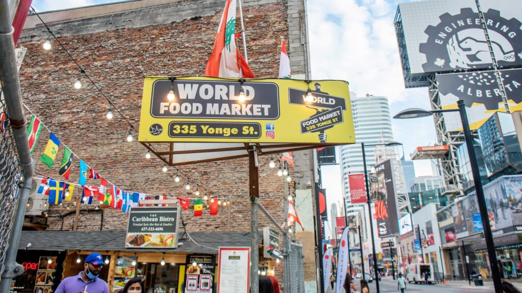 The best Toronto markets for street foods