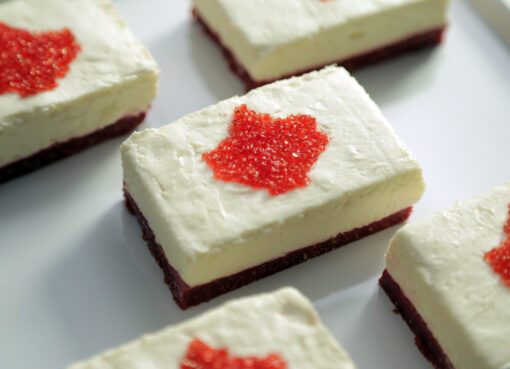 What great recipes to celebrate on Canada Day ??!