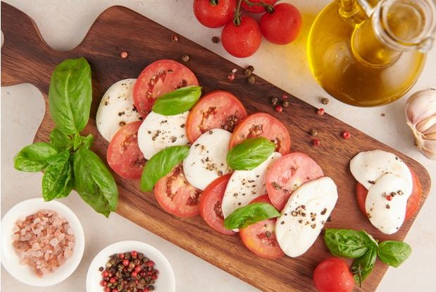 Recipe for Capers salad, healthy and tasty