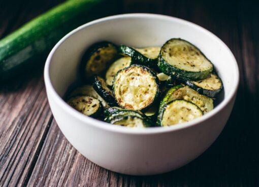 Air Fryer Zucchini recipe, a nutritious snack
