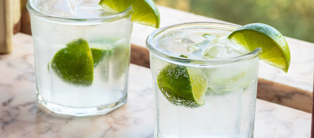 Pasture water, your favorite summer cocktail, cool and delicious