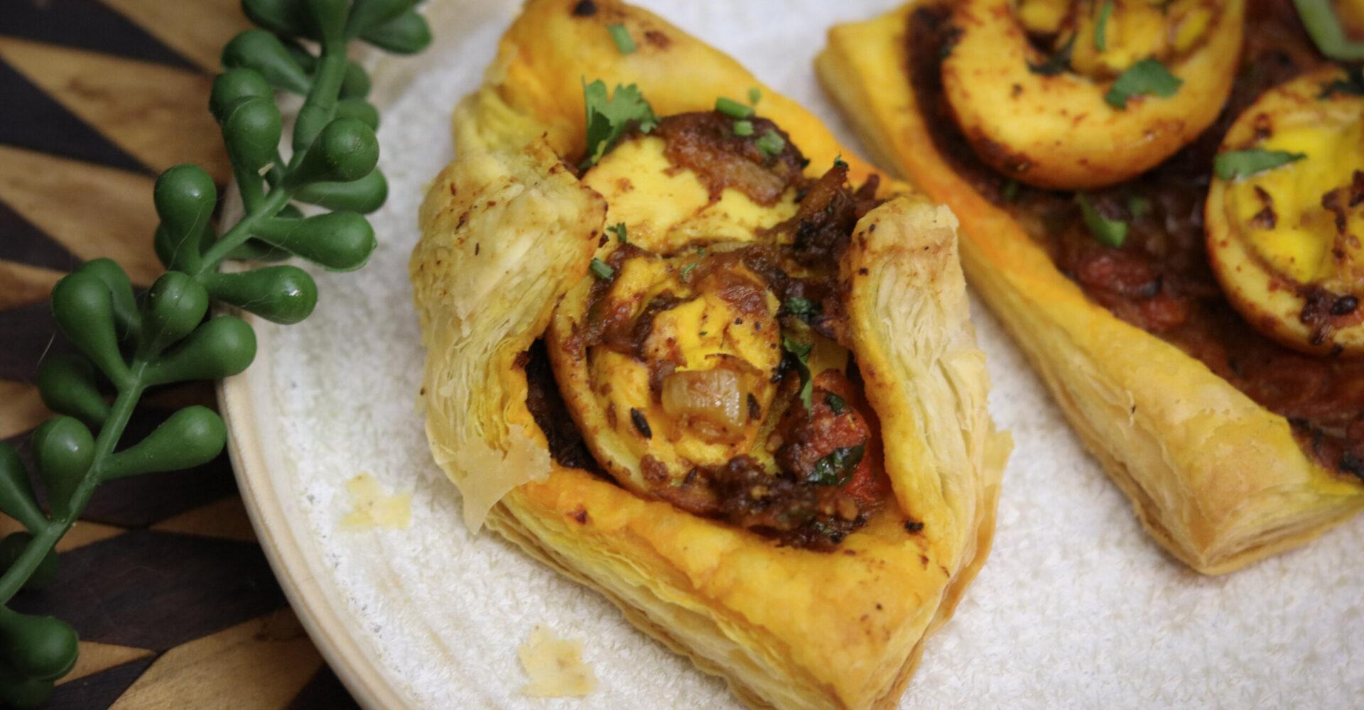 Egg puffs recipe