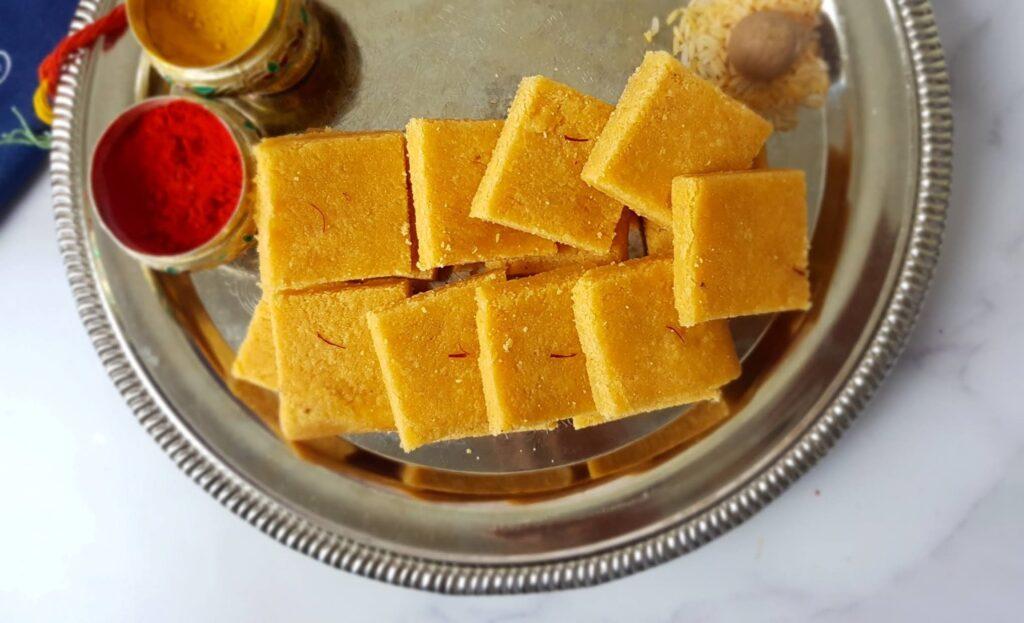 Teej sweets; 5 Low-Sugar Desserts