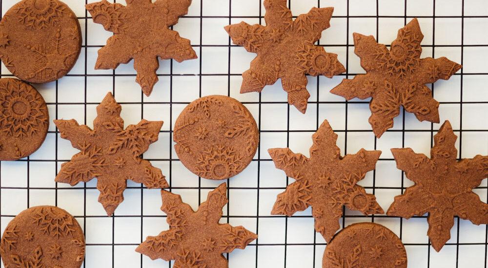 How to make Chocolate Cutout Cookies