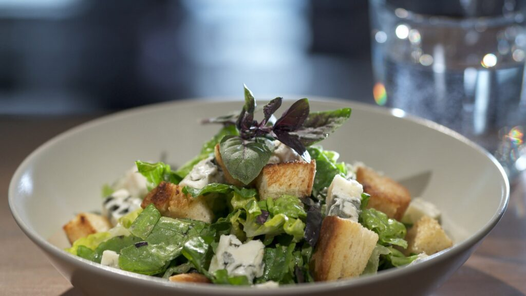 Why we call it Caesar salad?