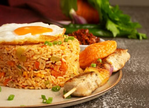 The history of Nasi Goreng in Indonesia