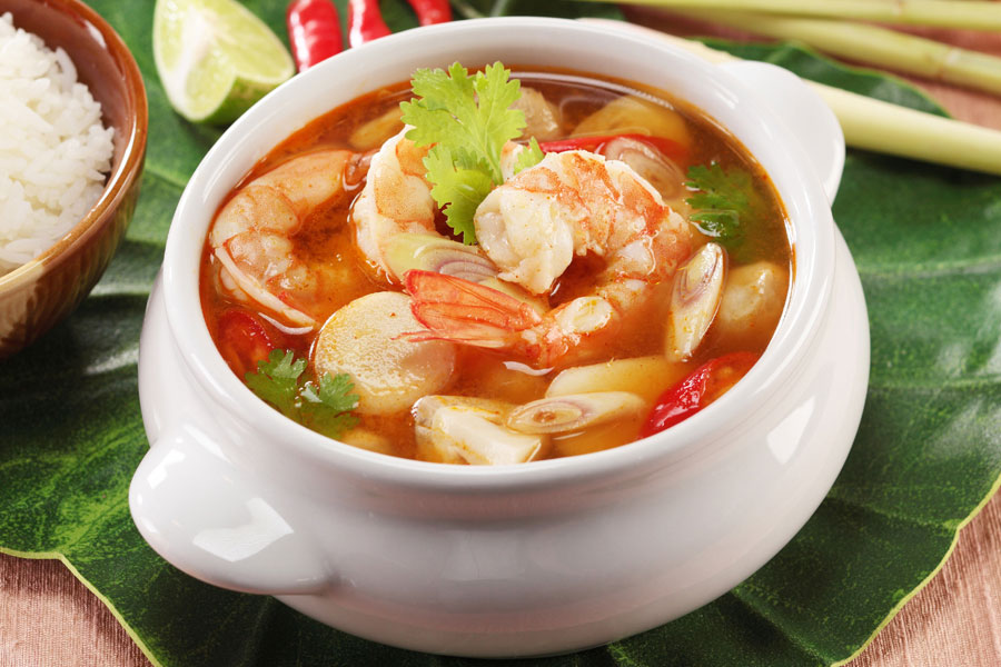 An interesting story about Tom Yum Gooong