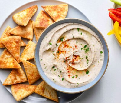 What are the ingredients of Hummus?