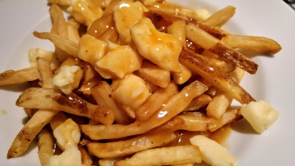 History of Poutine in Canada