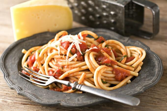 History of pasta in Italy