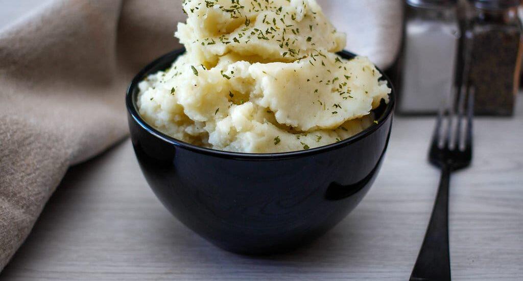 Food history: Mashed Potato
