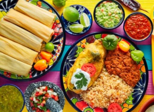 Food History: Mexican cuisine