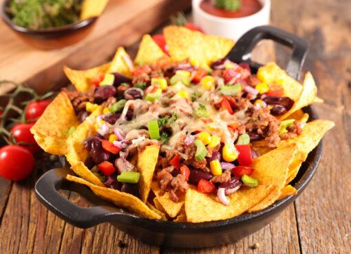Food history: Nachos
