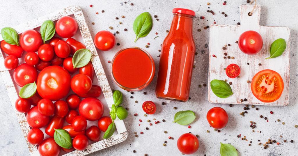 Who invented tomato paste?